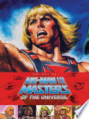 Art Of He Man And The Masters Of The Universe Book