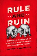 Rule and Ruin [Pdf/ePub] eBook