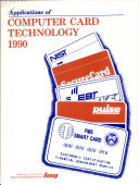 Applications of Computer Card Technology  1990