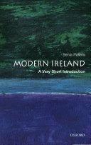 Modern Ireland  A Very Short Introduction