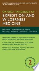 Oxford Handbook of Expedition and Wilderness Medicine