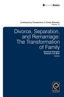 Divorce, Separation, and Remarriage Pdf/ePub eBook