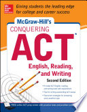McGraw Hill s Conquering ACT English Reading and Writing  2nd Edition