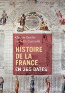 Pdf Histoire de la France en 365 dates Telecharger