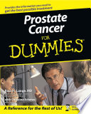"""Prostate Cancer For Dummies"" by Paul H. Lange, Christine Adamec"