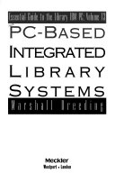 PC-based Integrated Library Systems