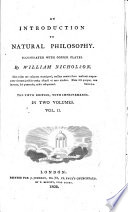 An Introduction to Natural Philosophy  Illustrated with copper plates     The fifth edition  with improvements