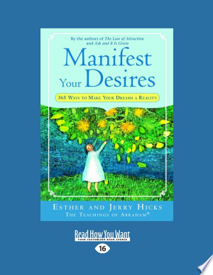 Download Manifest Your Desires Free Books - Dlebooks.net