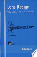 Lens Design  Third Edition  Book