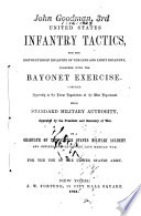 United States Infantry Tactics