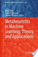Metaheuristics in Machine Learning