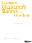Sunset Ideas for Children's Rooms & Play Yards
