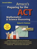 Preparing for the ACT Mathematics & Science Reasoning