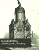 Boston Journal of Chemistry