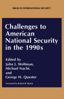 Challenges to American National Security in the 1990s Pdf/ePub eBook