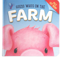 Guess Who s on the Farm Book PDF