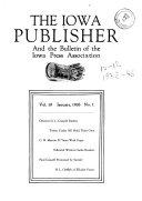 The Iowa Publisher