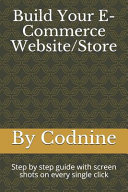 Build Your E Commerce Website Store