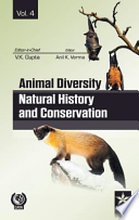 Animal Diversity Natural History and Conservation  , Band 4