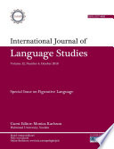 International Journal of Language Studies  IJLS     volume 12 4