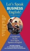 Let S Speak Business English Book PDF