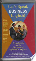 Let's speak Business English