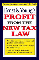 Ernst   Young s Profit From the New Tax Law