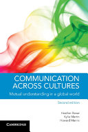 Communication across Cultures Pdf/ePub eBook
