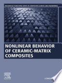 Nonlinear Behaviour of Ceramic Matrix Composites