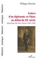 Lettres d'un diplomate en Chine au début du XXe siècle [Pdf/ePub] eBook