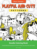 Playful and Cute Patterns  New Design Book