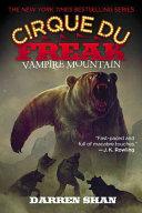 Cirque Du Freak #4: Vampire Mountain image