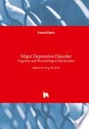 Major Depressive Disorder Book
