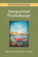 Interpersonal Psychotherapy