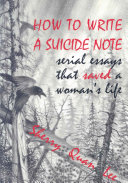 How to Write a Suicide Note