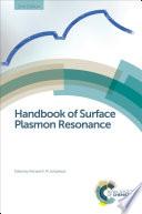 Handbook Of Surface Plasmon Resonance Book PDF