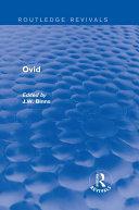 Ovid (Routledge Revivals) Pdf/ePub eBook