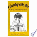 A Chronology of the Bible