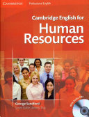 Cambridge English for Human Resources Student's Book with Audio CDs (2)