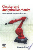 Classical and Analytical Mechanics Book