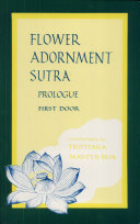 The Great Means Expansive Buddha Flower Adornment Sutra  First door