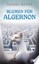 Blumen für Algernon  : Roman