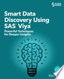 Smart Data Discovery Using SAS Viya Book PDF
