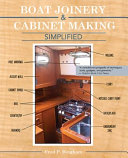 BOAT JOINERY & CABINET MAKING