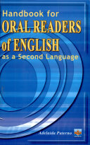 Handbook for Oral Readers of English  2003