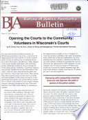 Opening The Courts To The Community