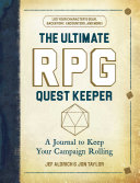 The Ultimate RPG Quest Keeper