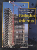 Essential Structural Technology for Construction and Architecture