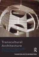 Transcultural Architecture