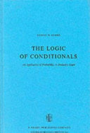 The Logic of Conditionals
